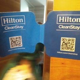 TASTET D'OFICIS a l'HOTEL HILTON DIAGONAL MAR